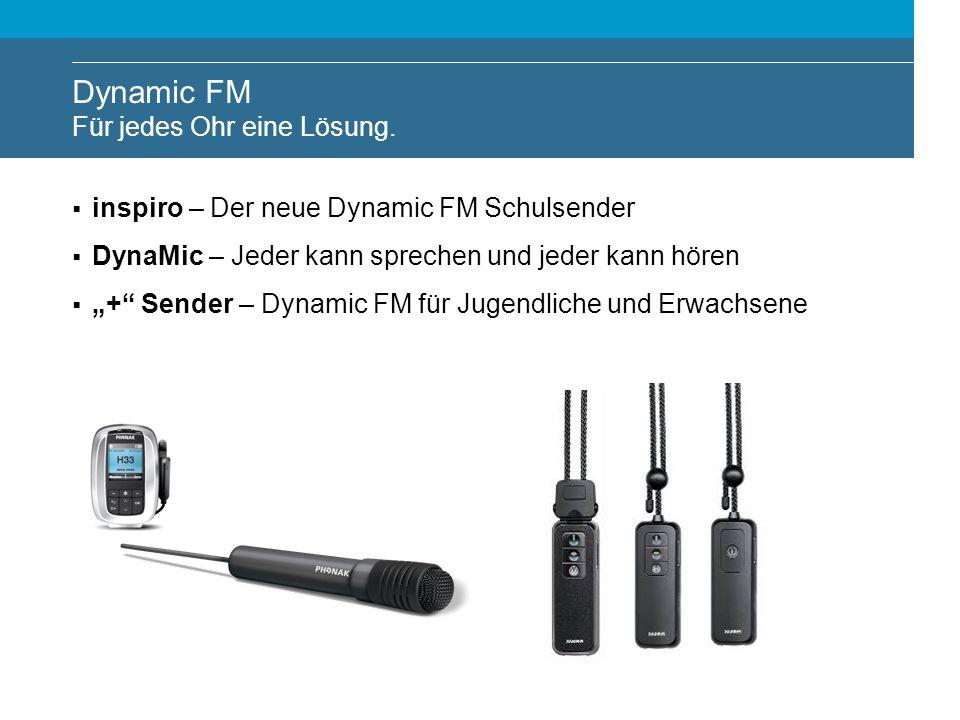 inspiro – Der neue Dynamic FM Schulsender DynaMic – Jeder kann sprechen und jeder kann hören + Sender – Dynamic FM für Jugendliche und Erwachsene