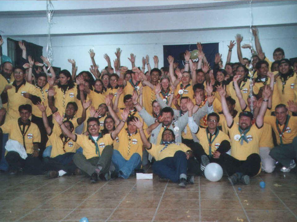 First Contact Busfahrt von La Paz nach Cochabamba Schneeballschlacht auf 4000m Herzlicher Empfang im Nationalzentrum Erster Kontakt mit den bolivianischen Rovern Erkundung von Cochabamba Offizielle Eröffnung der Reise Erste gemeinsame Party