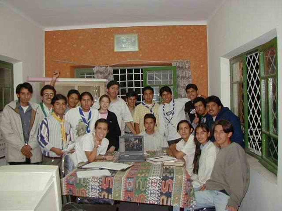 Die Idee Entstanden während der Begegnungsreise 2000 Im Urwald von Cochabamba gemeinsam einen Zeltplatz anlegen Begeisterung beiderseits des Atlantiks Wurde konkretisiert in neuem Vorbereitungsteam Wurde der Diözesanversammlung 2000 vorgestellt