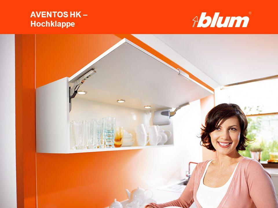 3 © Julius Blum GmbH AVENTOS HK – Hochklappe