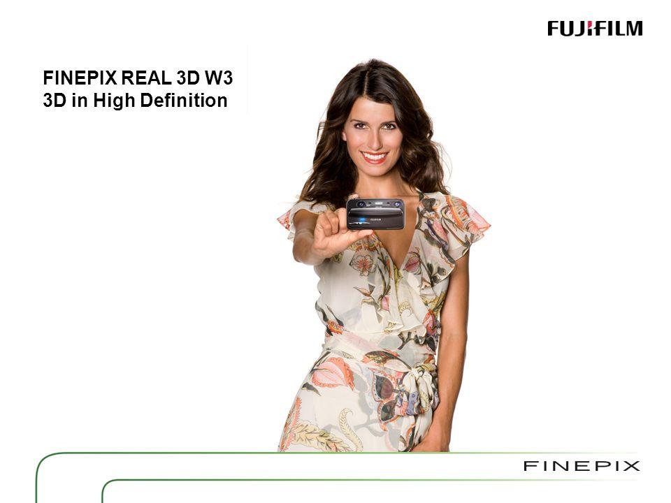 Full HD 3D Fotos und HD 3D Videos · HDMI Mini Port2x 3fach opt.