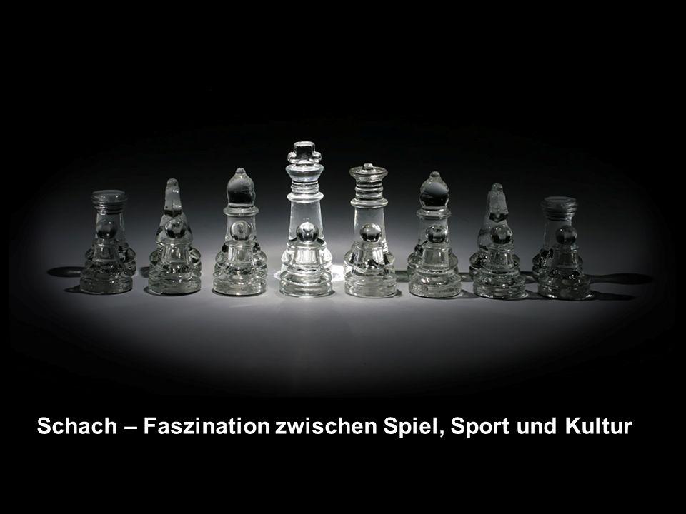 Schach – Faszination zwischen Spiel, Sport und Kultur