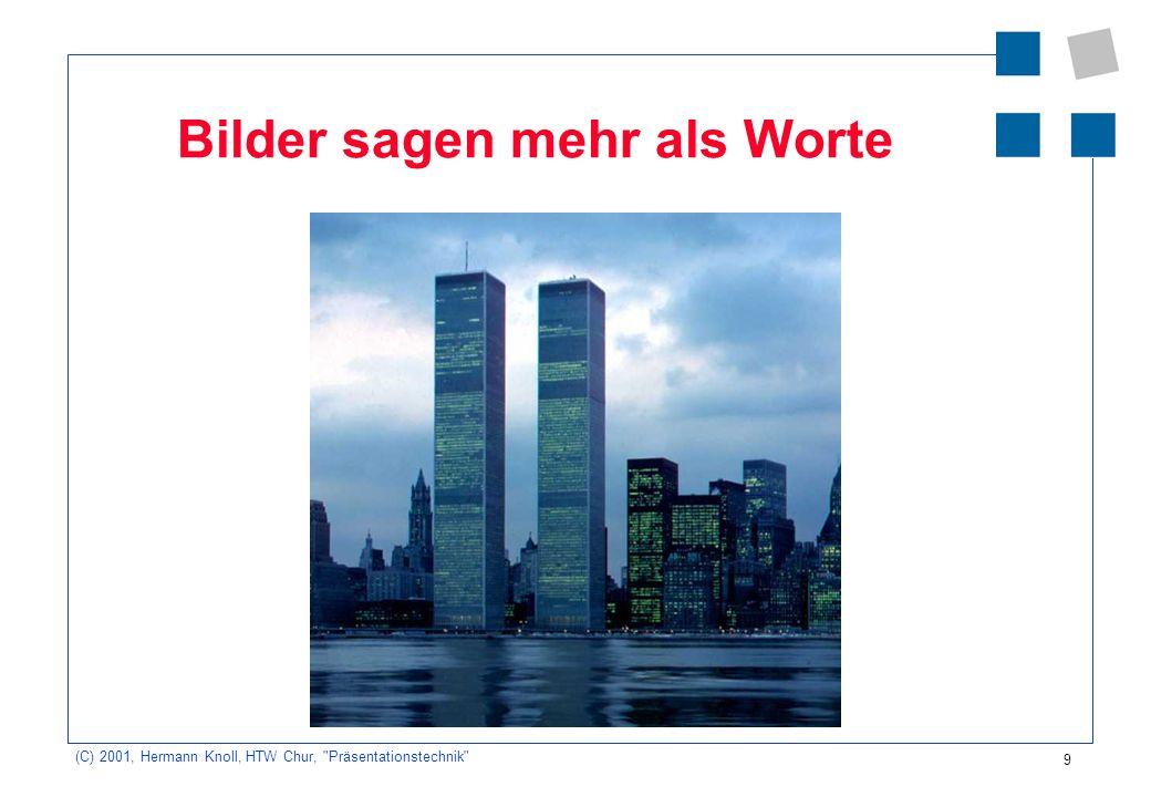 9 (C) 2001, Hermann Knoll, HTW Chur,