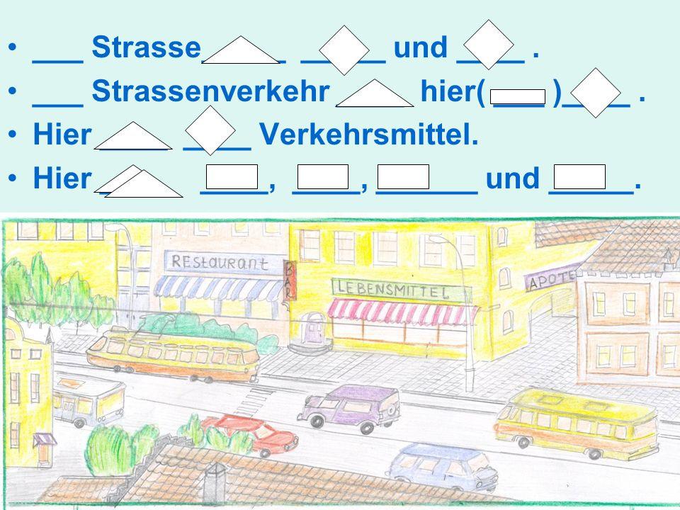 Diese Strasse Der Strassenverkehr Verkehrsmittel fahren