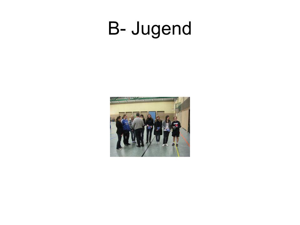B- Jugend