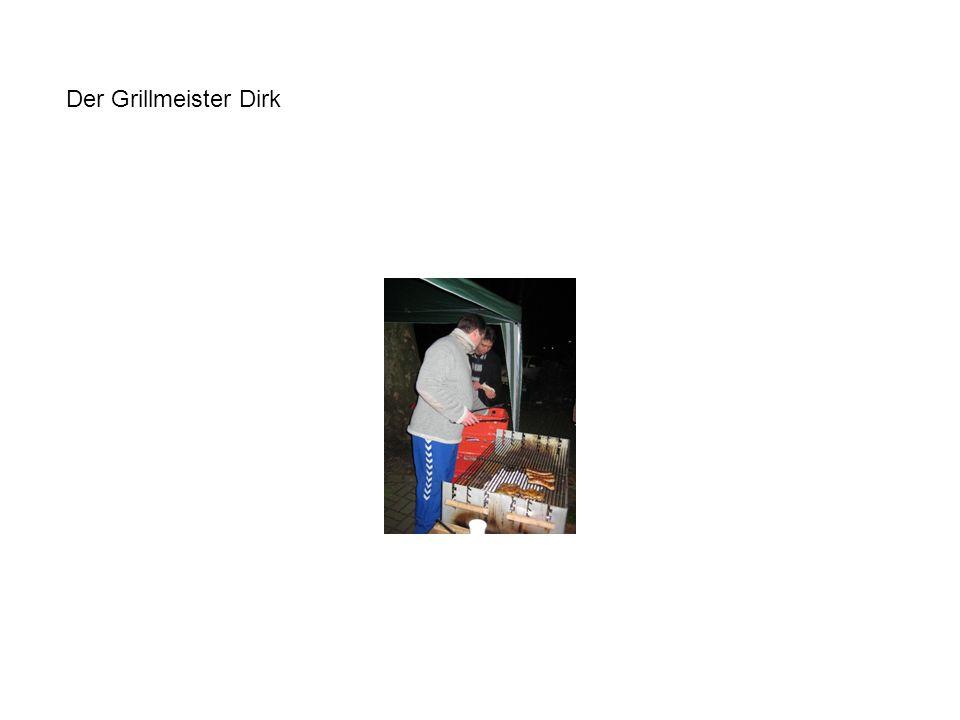 Der Grillmeister Dirk