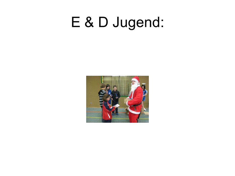 E & D Jugend: