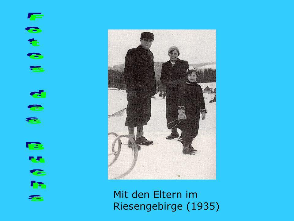 Mit den Eltern im Riesengebirge (1935)