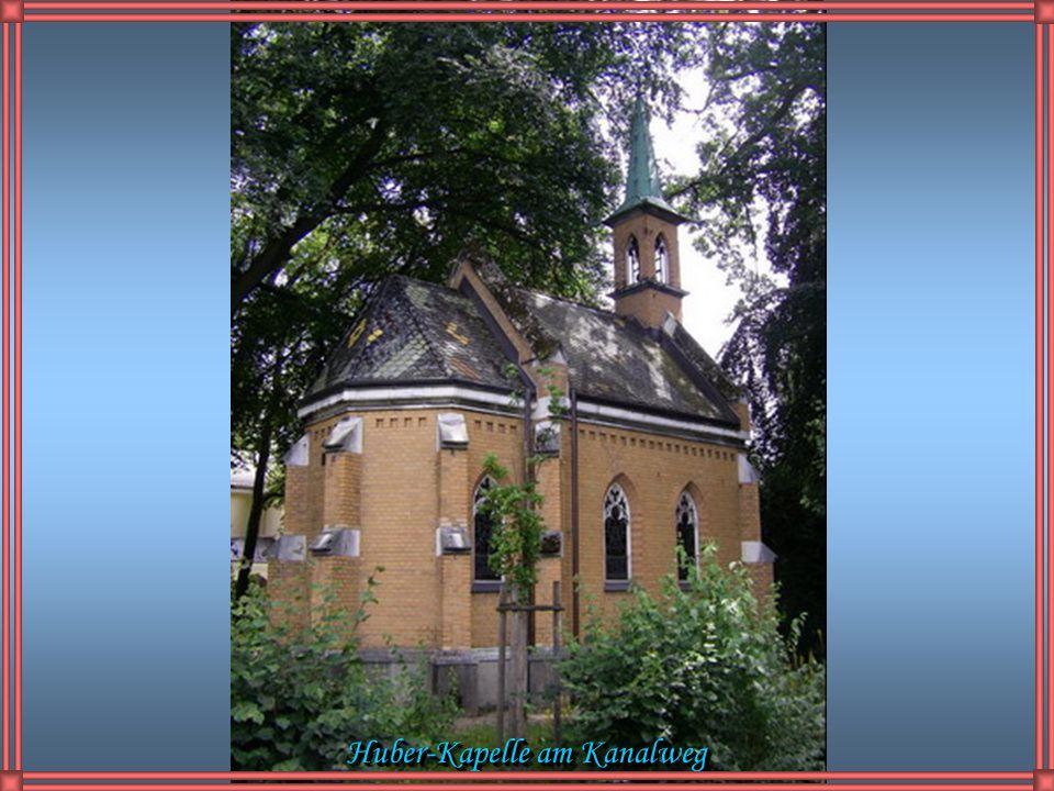 Keckkapelle – das älteste Gotteshaus Kemptens Foto Lienert
