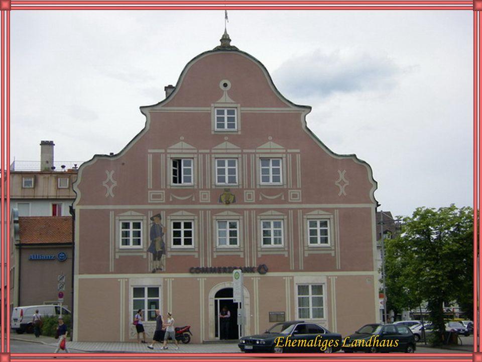 Ehemaliges Sudhaus (Allgäuer Brauhaus)