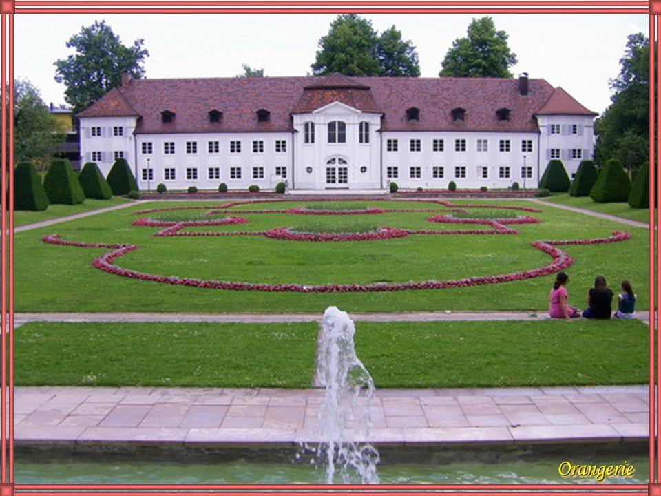 Der Residenzbrunnen