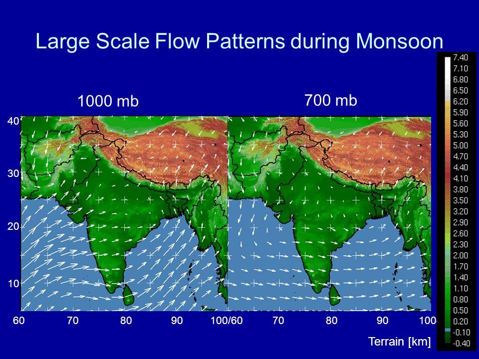 Diurnal Cycle, Monsoon