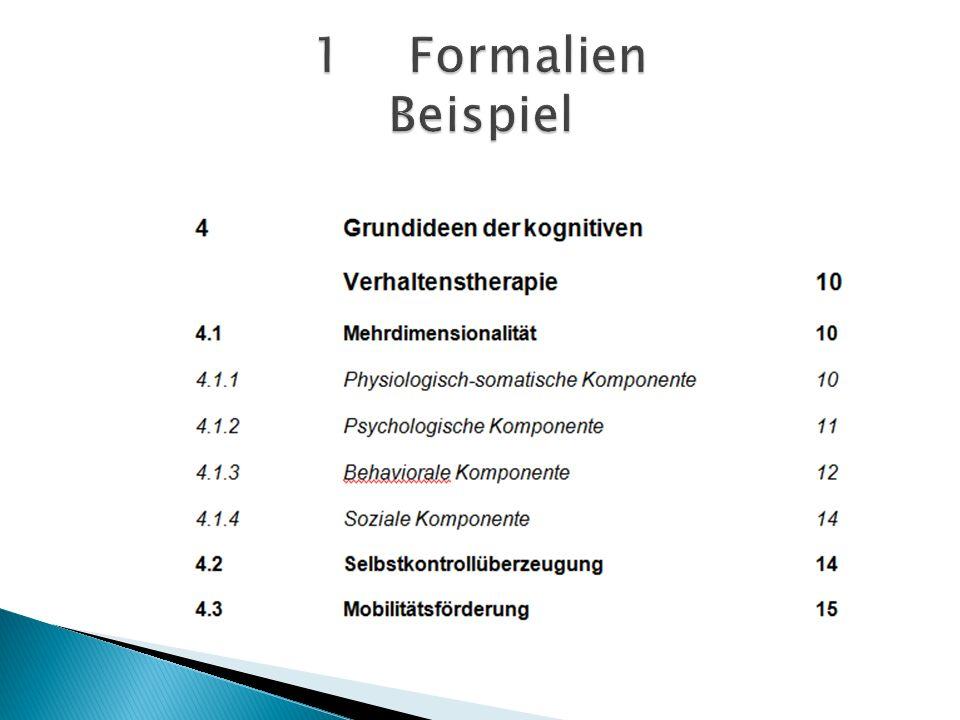 Einfügen von Tabellen Tabellen werden üblicherweise in den Text eingebaut und im Tabellenverzeichnis aufgeführt gefundene Tabellen selbst erstellen Hervorhebungen in Graustufen Tabellenbeschreibung vor der Tabelle Abkürzung: Tab.
