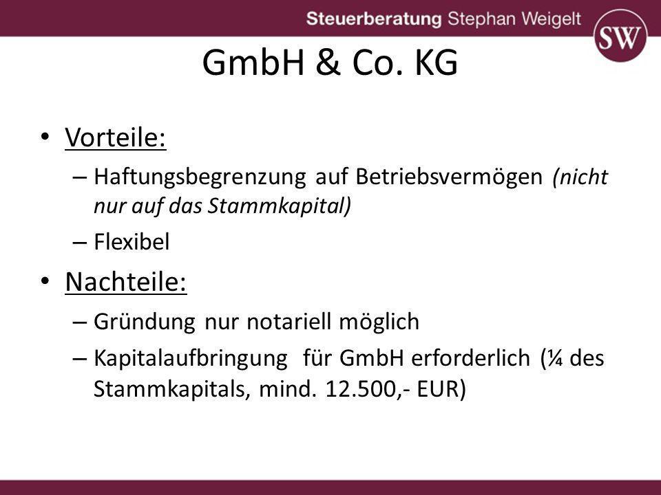 GmbH & Co.