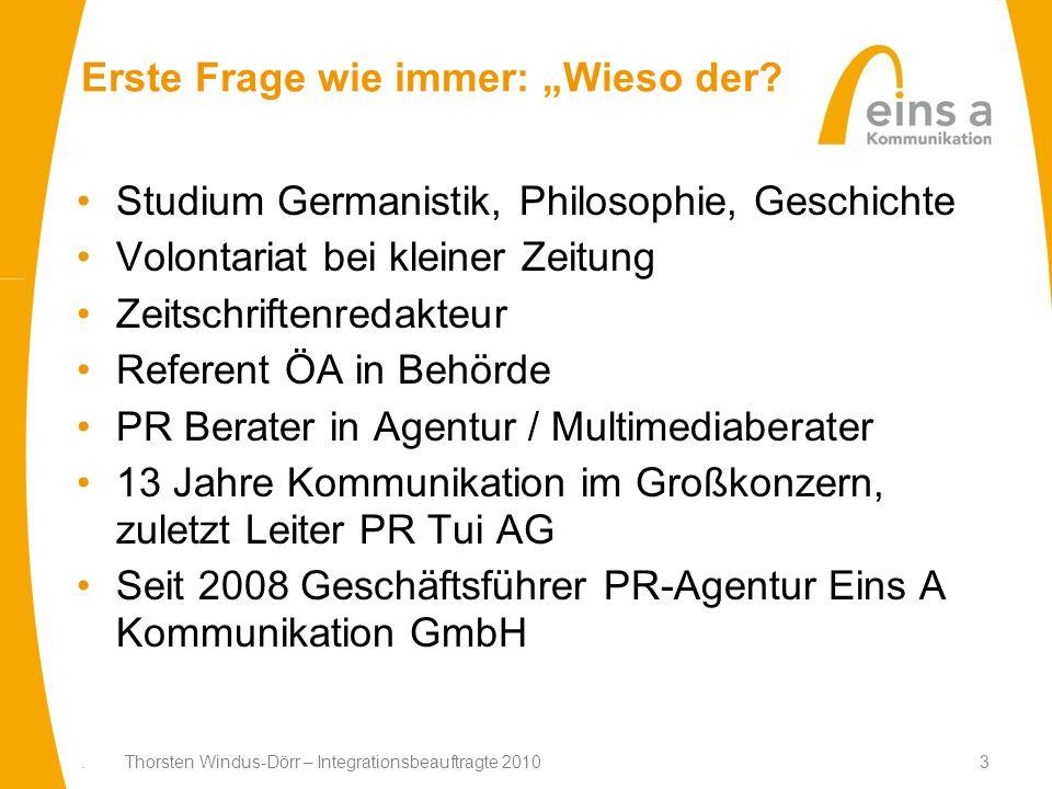 3 Erste Frage wie immer: Wieso der? Studium Germanistik, Philosophie, Geschichte Volontariat bei kleiner Zeitung Zeitschriftenredakteur Referent ÖA in