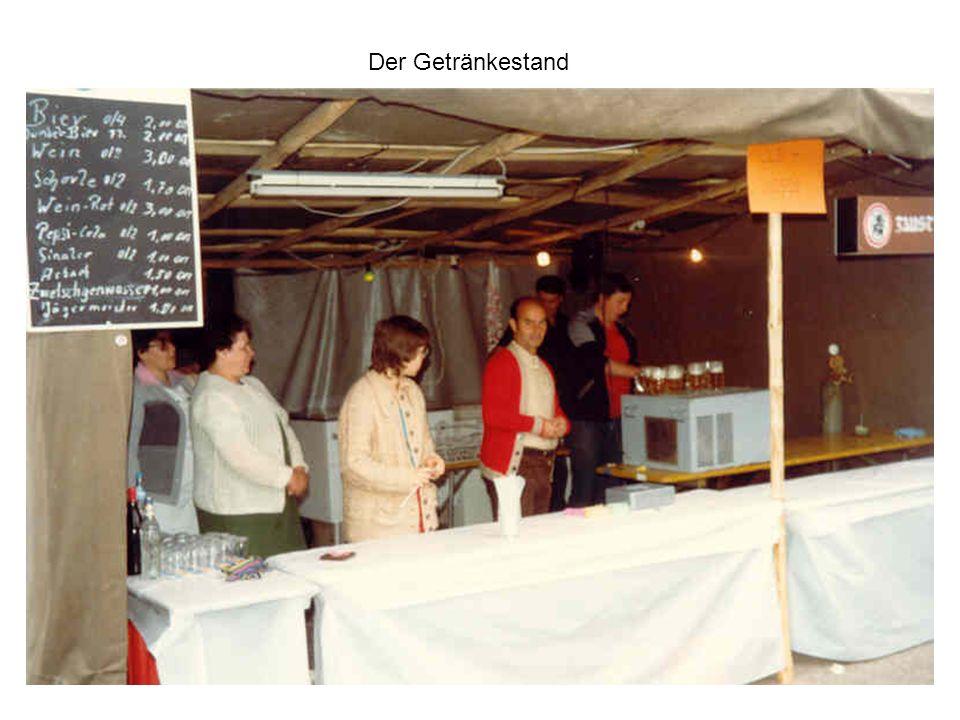 Kuchenstand