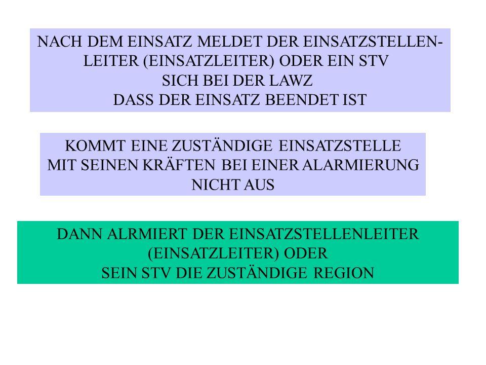 Benachrichtigung von LAWZ LAWZ:abgängige Person im Strandbad Presseggersee (Walkerbad) 436644331576 Der zuständige Einsatzstellenleiter (Einsatzleiter) oder sein Stellvertreter oder ein von im Beauftragter NUR EINER !!!!!.