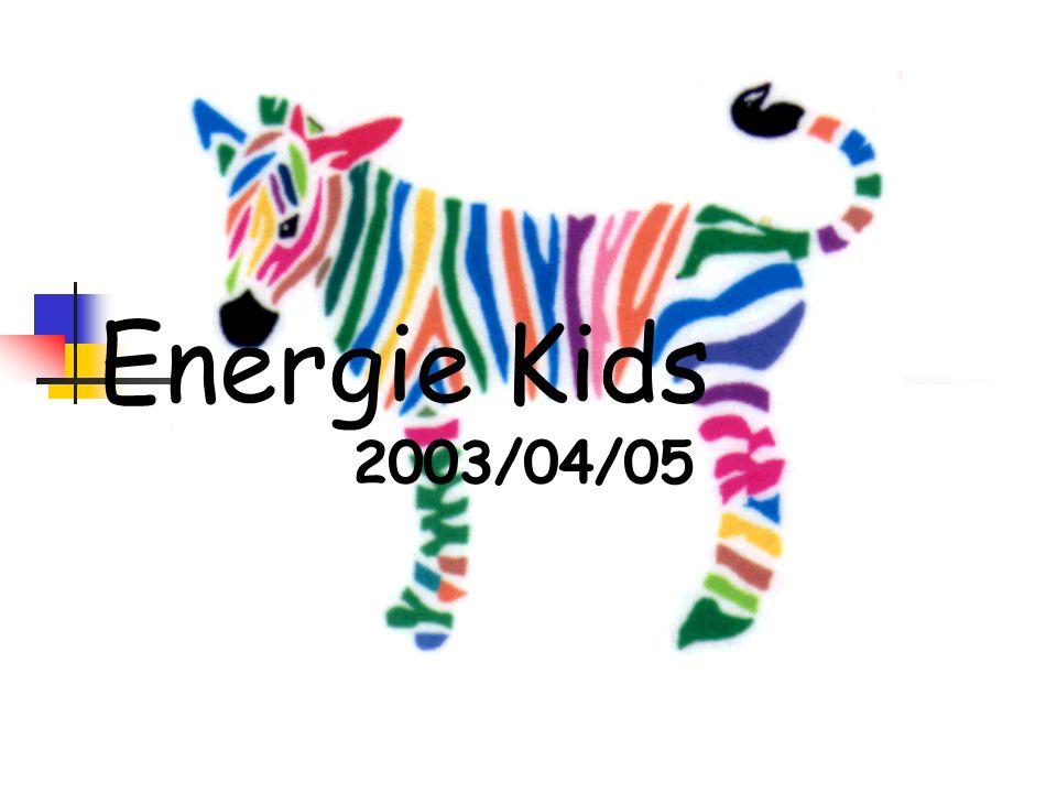 Energie Kids 2003/04/05