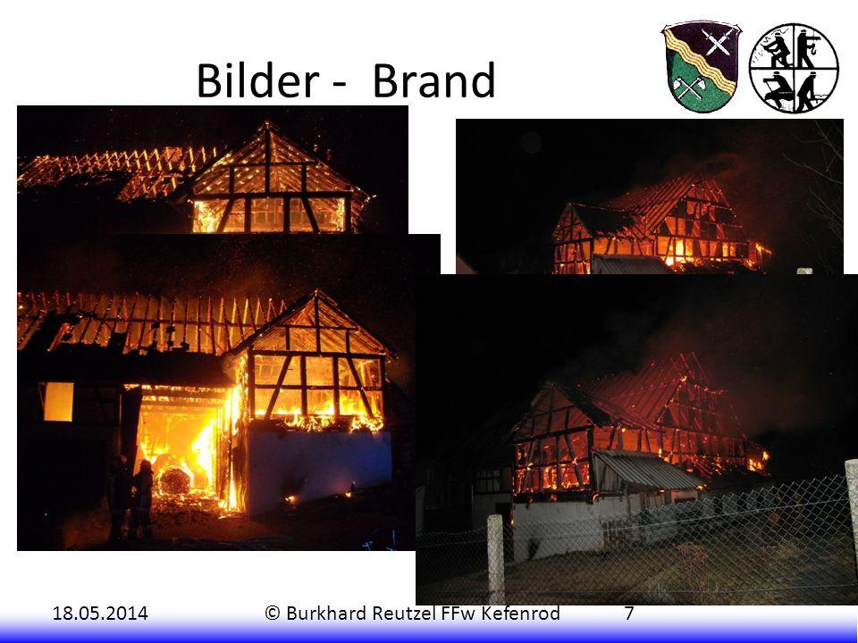 18.05.2014© Burkhard Reutzel FFw Kefenrod7 Bilder - Brand