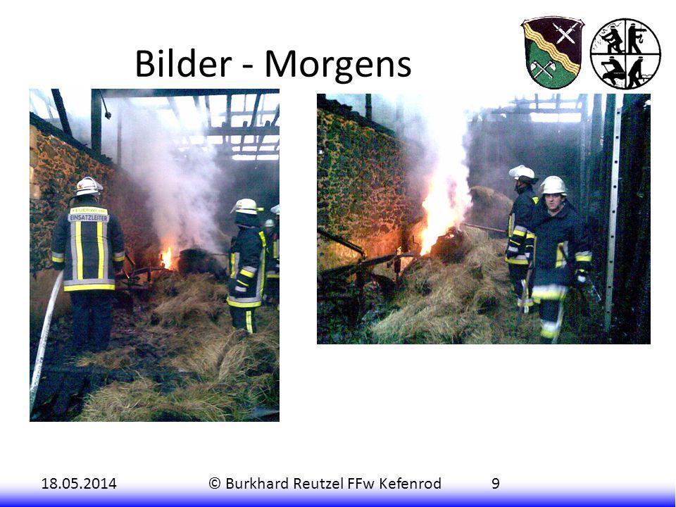 18.05.2014© Burkhard Reutzel FFw Kefenrod9 Bilder - Morgens