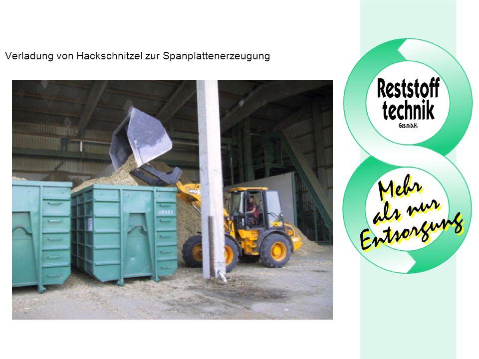 PVC 100 % stoffliche Verwertung bei VEKA UT