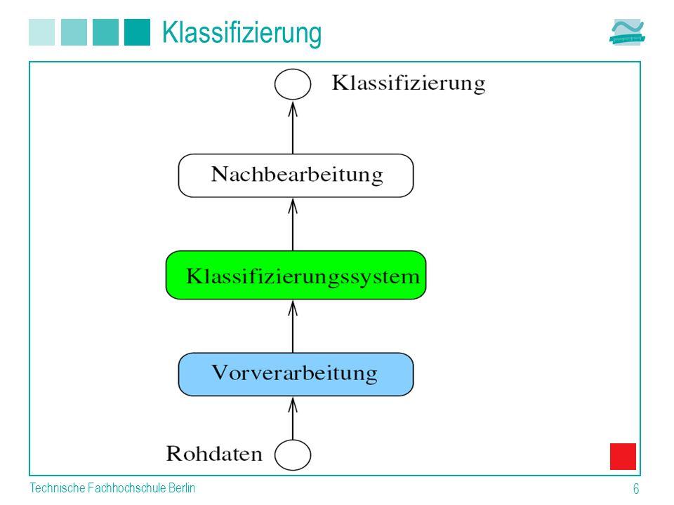 Technische Fachhochschule Berlin 6 Klassifizierung