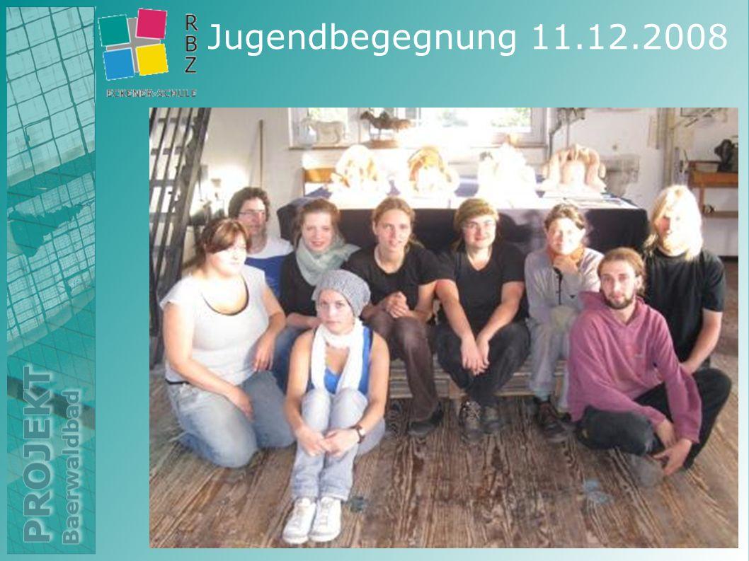Jugendbegegnung 11.12.2008