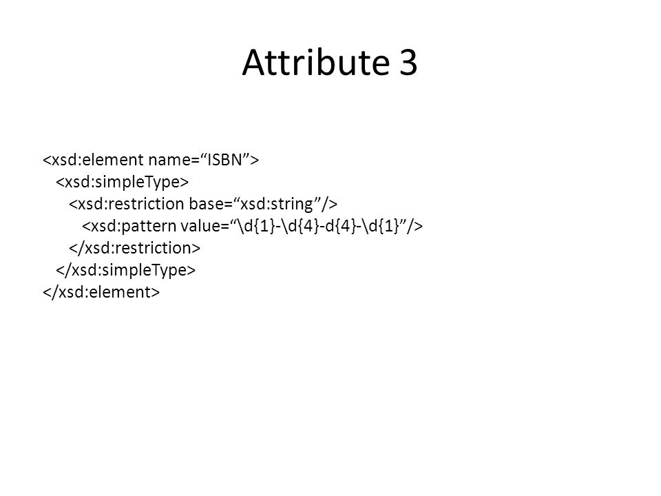 Attribute 3