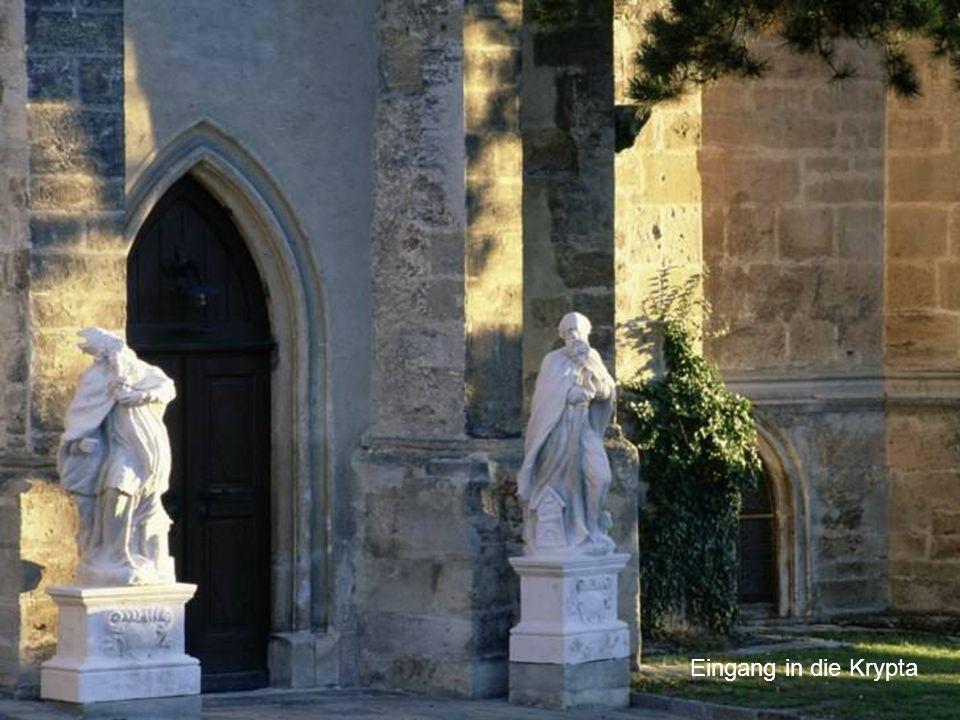 Martinikapelle spätgotischer Karner
