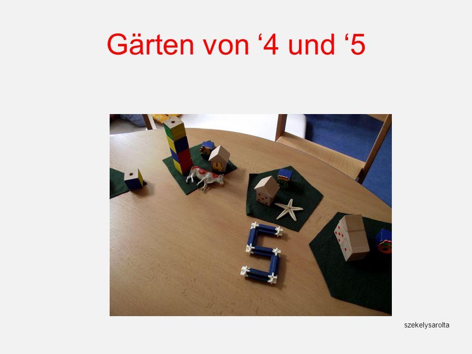 Gärten von 4 und 5 szekelysarolta
