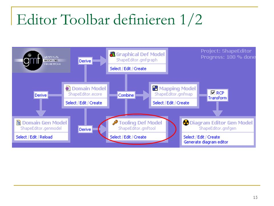 15 Editor Toolbar definieren 1/2