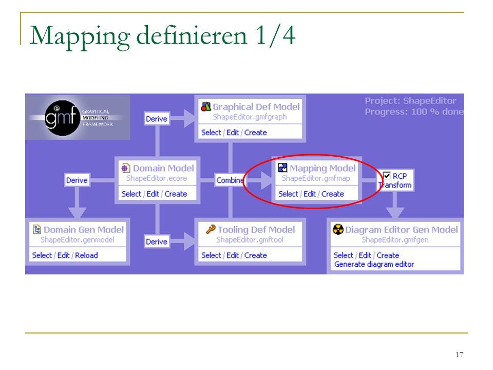 17 Mapping definieren 1/4