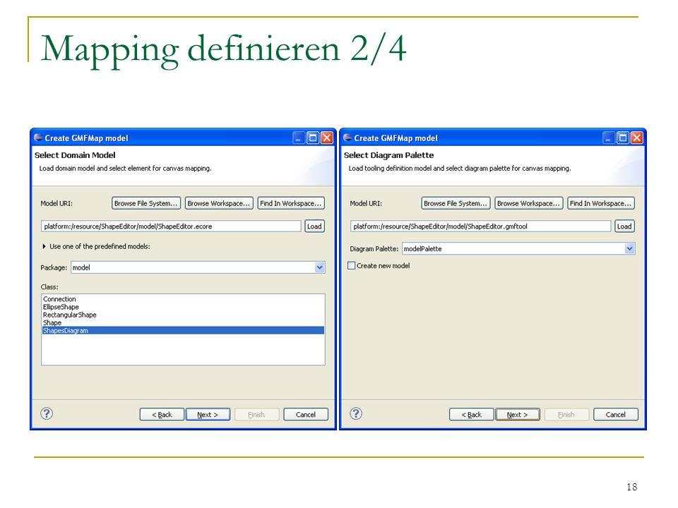 18 Mapping definieren 2/4