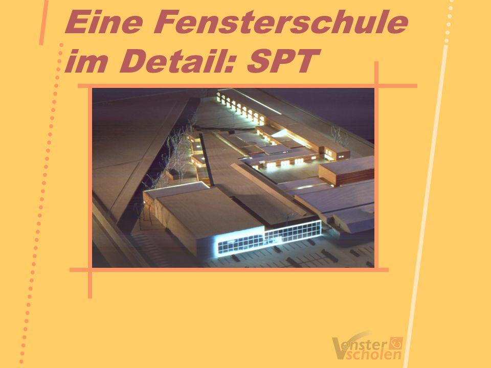 Eine Fensterschule im Detail: SPT