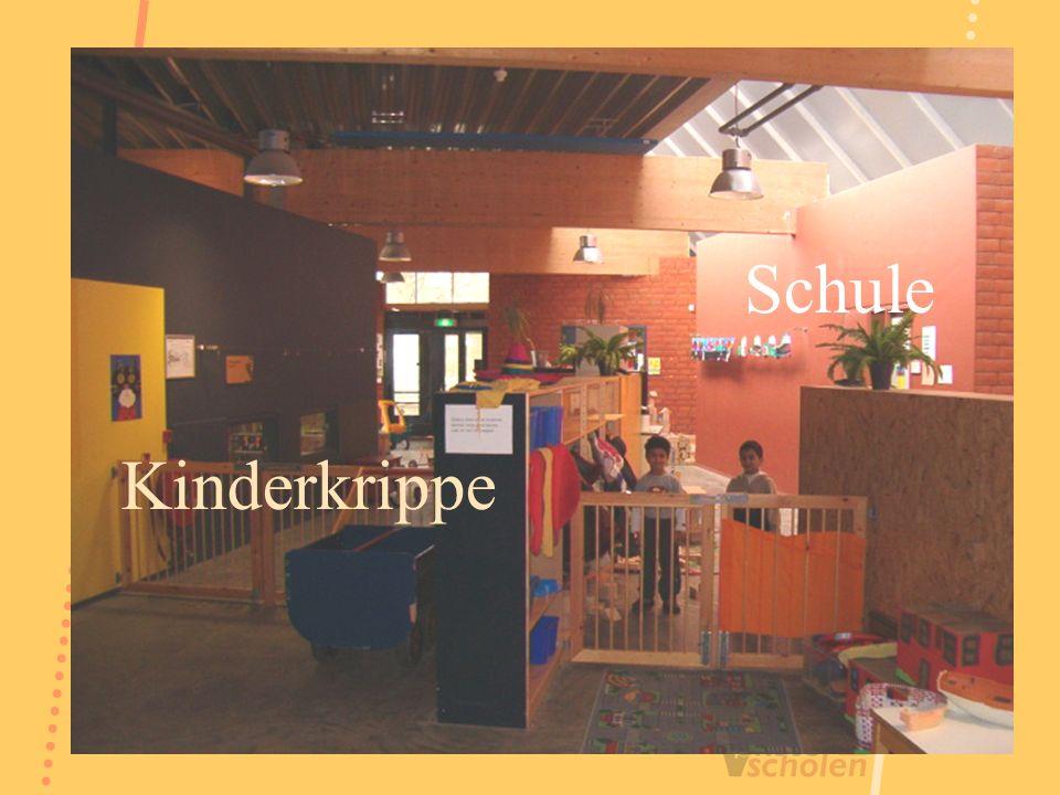 Kinderkrippe Schule