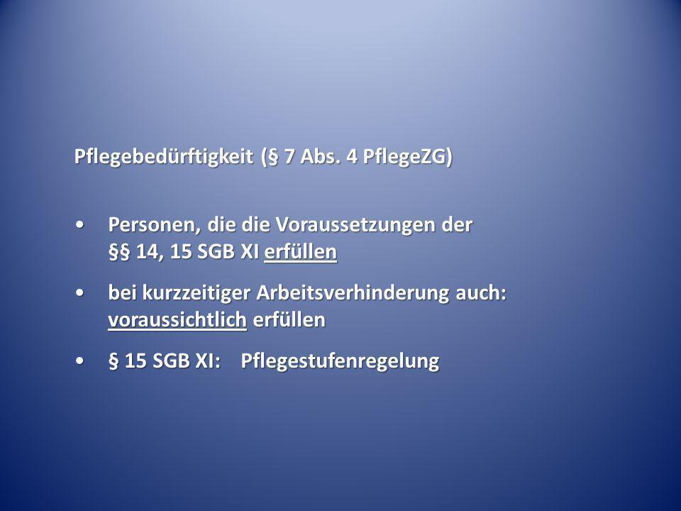 Nach § 14 Abs.