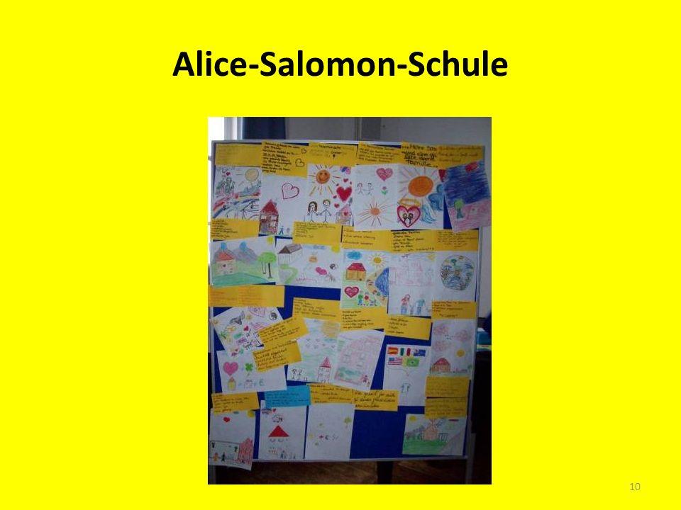 Alice-Salomon-Schule 10