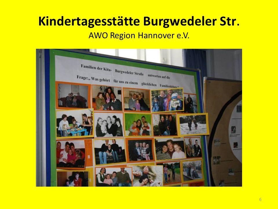 Kindertagesstätte Kirchstraße AWO Region Hannover e.V. 7