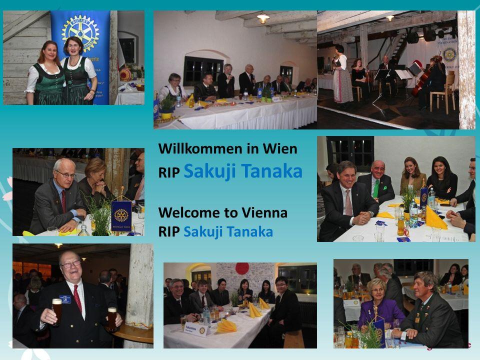 5 Willkommen in Wien RIP Sakuji Tanaka Welcome to Vienna RIP Sakuji Tanaka