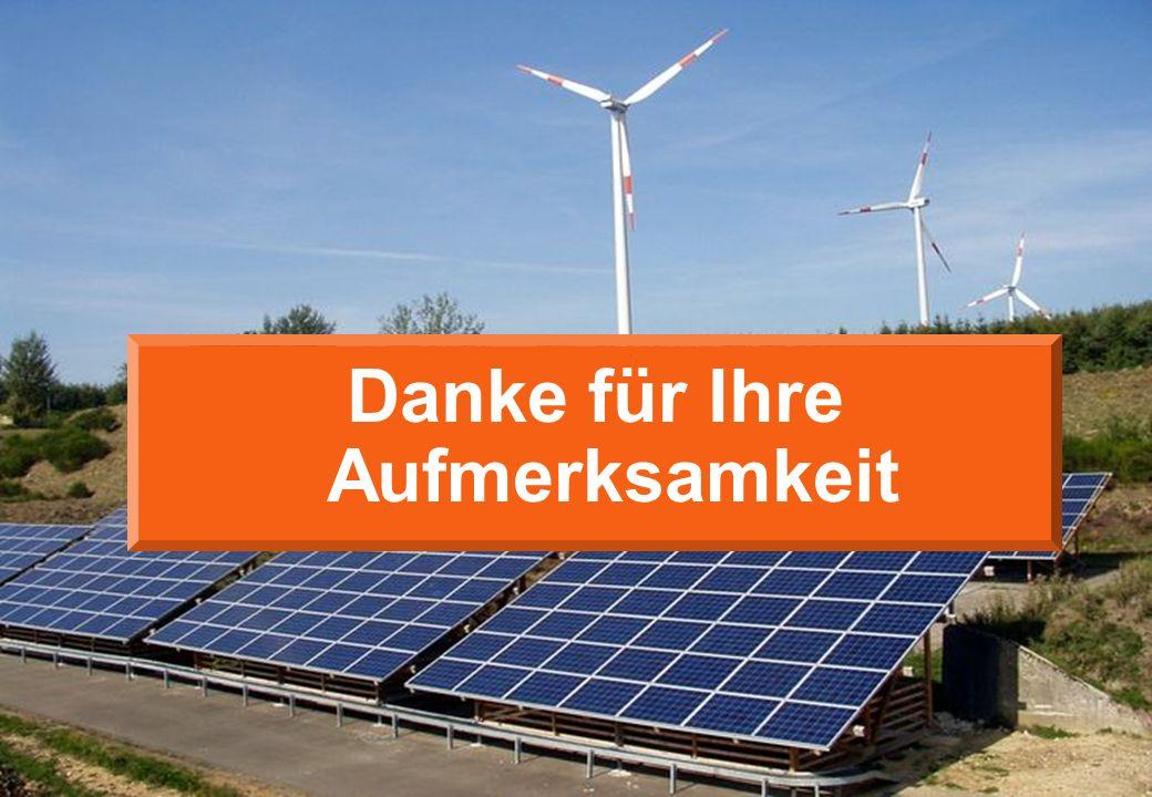 Energiewende | Informationsreihe | PV-Anlagen-Vergleich: Süd Ost-West Wolfgang Thiel 14 / 13 Danke für Ihre Aufmerksamkeit