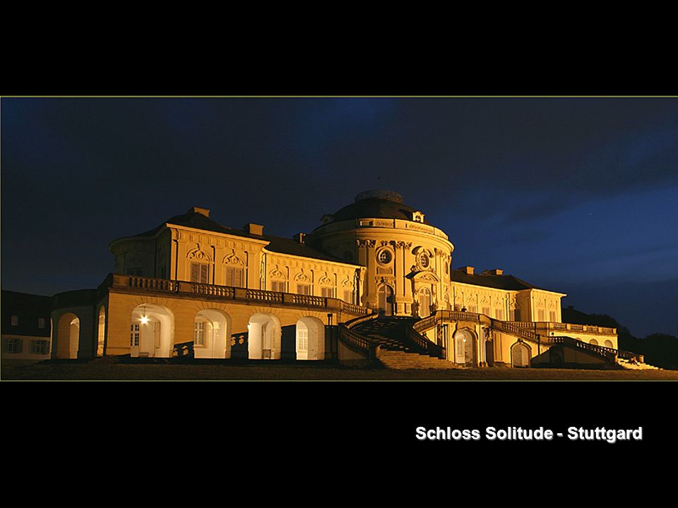 Schweriner Schloss - Schwerin