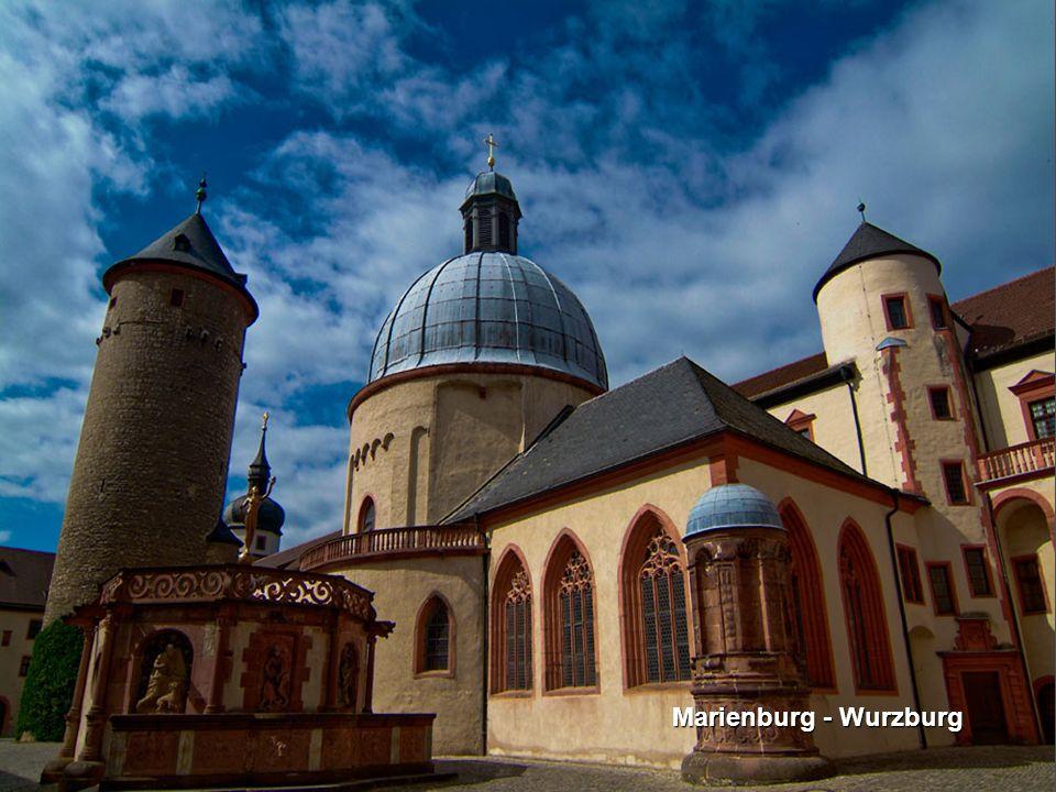 Schloss Solitude - Stuttgard