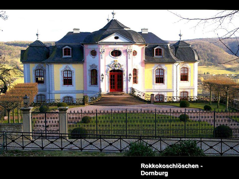 Rokkokoschlöschen - Dornburg