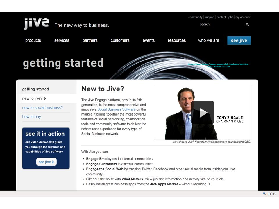 http://www.jivesoftware.com/social-business/getting- started/new-to-jive