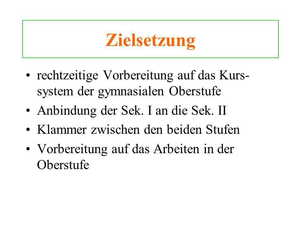 Biologie bilingual (Jgst.