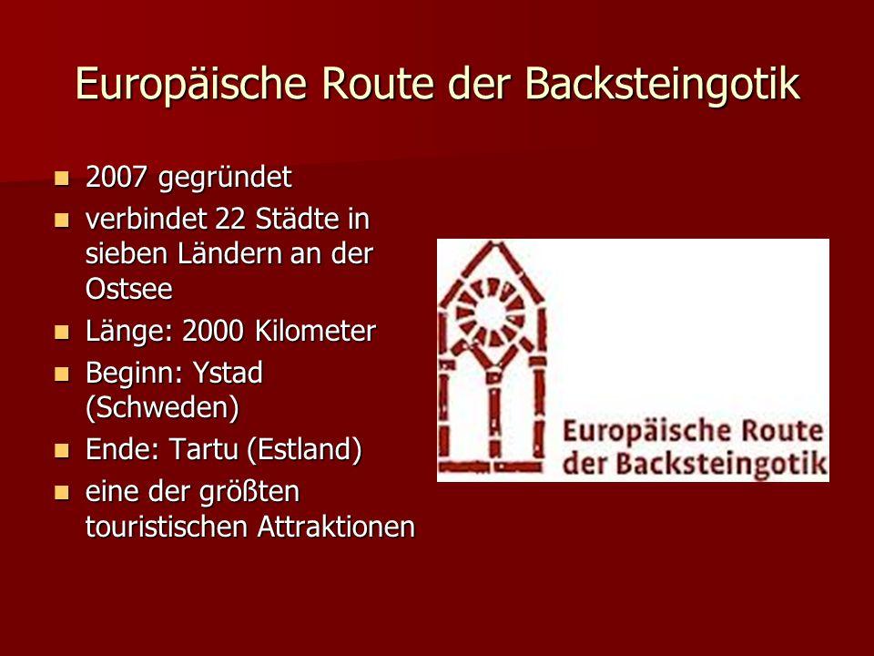 Mächtiger Handelsbund – Die Hanse im 12.Jahrhundert gegründet im 12.