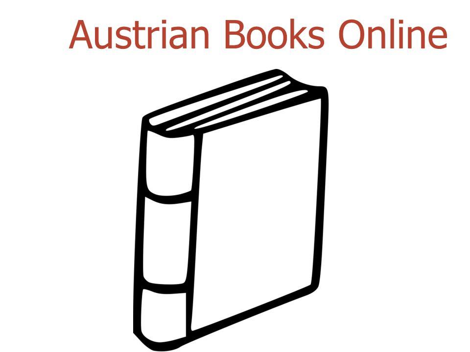 @maxkaiser Austrian Books Online