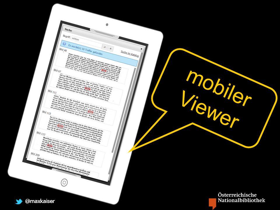 mobiler Viewer