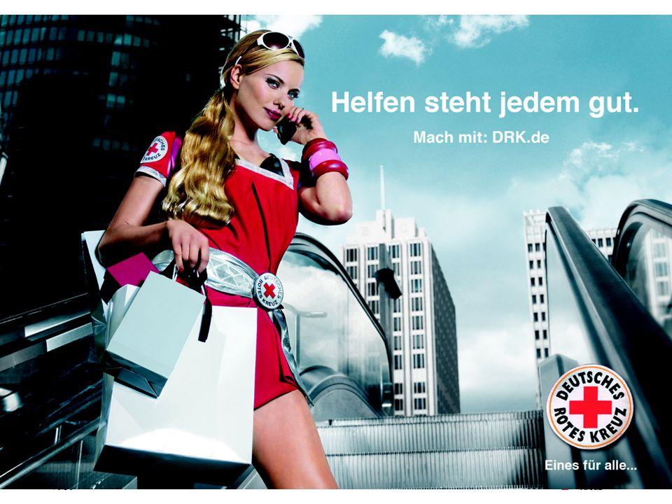 DRK Generalsekretariat Berlin Folie 6 BA Bereitschaften 10/2007 Eines für alle … – Finale bis Ende 2009 Großflächenplakate Citylights Werbemittel Fülleranzeigen