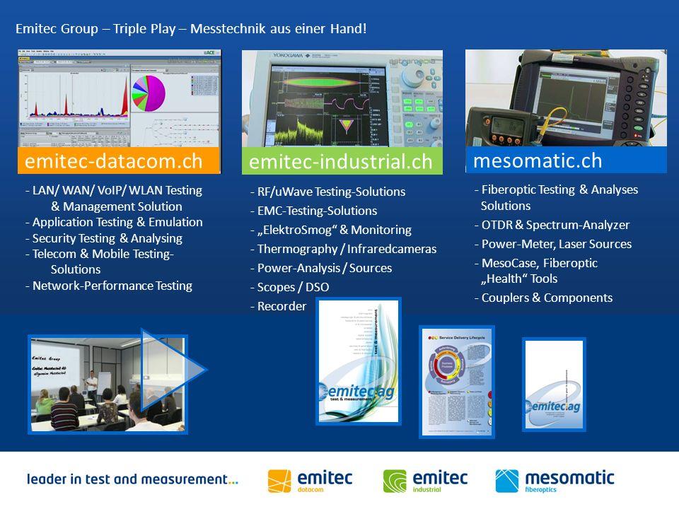 - Fiberoptic Testing & Analyses Solutions - OTDR & Spectrum-Analyzer - Power-Meter, Laser Sources - MesoCase, Fiberoptic Health Tools - Couplers & Com
